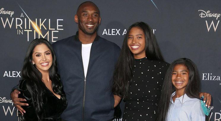 Žena in hči preminulega Kobeja Bryanta morali blokirati Instagram profile oboževalcev