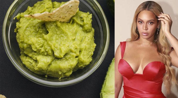 Slavni recept: Guacamole po receptu pevke Beyoncé