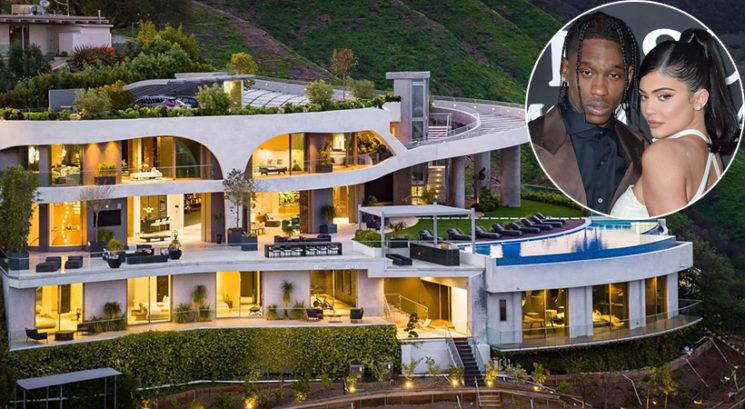 VIDEO: Travis Scott, bivši od Kylie Jenner kupil vilo v vrednosti 42 milijonov dolarjev
