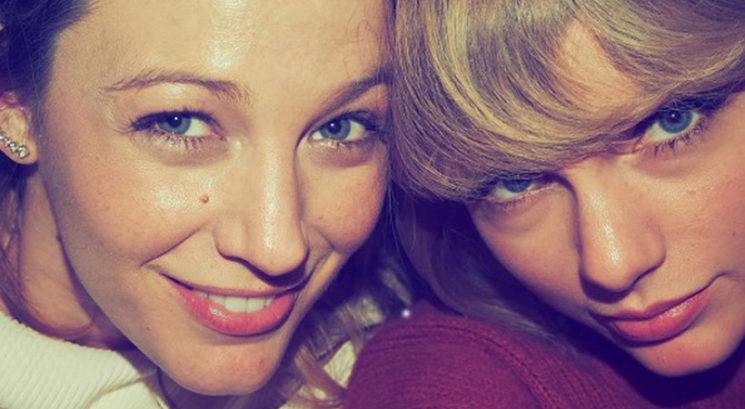 Je Taylor Swift razkrila skrbno varovano skrivnost igralke Blake Lively?
