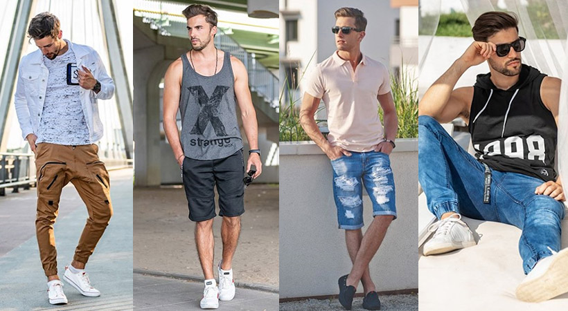 Moška oblačila za vsak dan