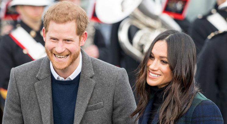 Razkrito, kdo je prvi rekel 'ljubim te': Meghan Markle ali princ Harry?