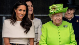 Kraljica Elizabeta ima za Meghan Markle posebno sporočilo