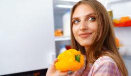 Moraš videti! Navdihujoče fotografije urejenih živil v hladilnikih