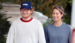 [EKSKLUZIVNO] Ed Sheeran in žena Cherry Seaborn pričakujeta prvega otroka!
