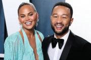Chrissy Teigen in John Legend pričakujeta tretjega otroka!
