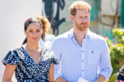 Princ Harry in Meghan Markle se selita!