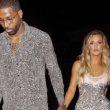 Prvič po škandalu ujet intimni trenutek Tristana Thompsona in Khloé Kardashian!