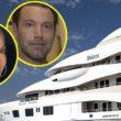 Oglej si notranjost 110 milijonov evrov vredne jahte, na kateri dopustujeta J.Lo in Ben Affleck